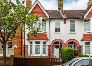 Thumbnail 3 bed terraced house for sale in Richmond Avenue, London