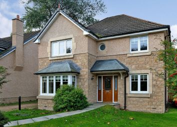 Thumbnail 4 bed detached house for sale in Torryburn Court, Kintore