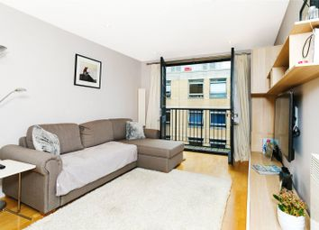 Thumbnail 1 bed flat for sale in Caraway Apartments, 2 Cayenne Court, London