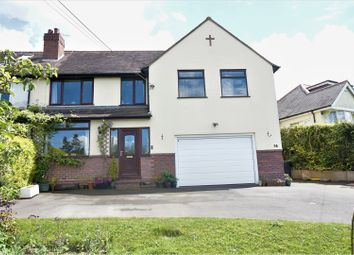 Thumbnail 5 bed semi-detached house for sale in Fairfield Road, Bromsgrove