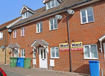 Thumbnail 3 bed town house for sale in Samuel Drive, Kemsley, Sittingbourne, Kent