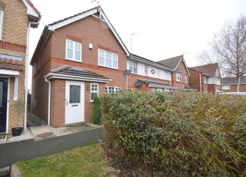 Thumbnail 3 bed end terrace house to rent in Springdale Close, Moreton, Wirral