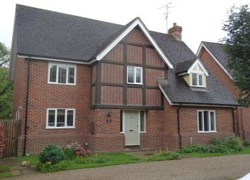 Thumbnail 4 bed detached house to rent in Earlsmead, Witham