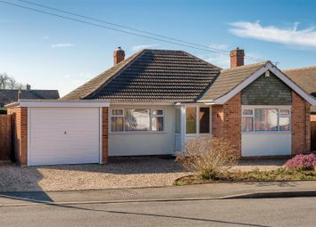 Thumbnail 2 bed bungalow for sale in Churchill Close, Ashby-De-La-Zouch
