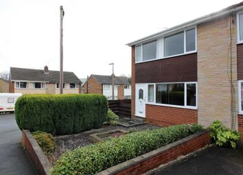Thumbnail 3 bedroom semi-detached house for sale in Daleside Avenue, New Mill, Holmfirth