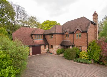 Thumbnail 5 bed detached house for sale in Steeres Hill, Rusper, Horsham, West Sussex