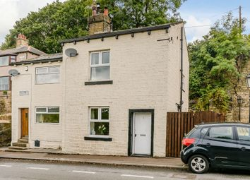 Thumbnail 2 bed semi-detached house for sale in Friendly, Sowerby Bridge, West Yorkshire
