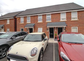 Thumbnail 2 bed town house for sale in Fosse Park South, Everard Way, Enderby, Leicester