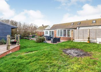 Thumbnail 4 bed bungalow for sale in Dunes Avenue, Camber, Rye, East Sussex