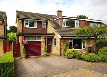Thumbnail 3 bedroom detached house for sale in Parkhill Road, Hemel Hempstead