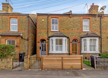 Thumbnail 3 bedroom end terrace house for sale in York Road, Kingston Upon Thames