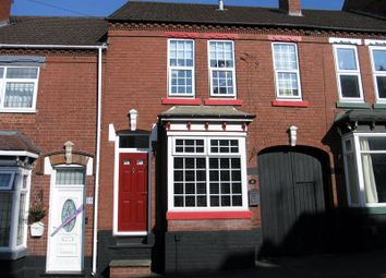 Thumbnail 2 bed terraced house for sale in Talbot Street, Halesowen