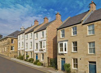 Thumbnail 4 bed town house for sale in Pottergate, Alnwick, Northumberland