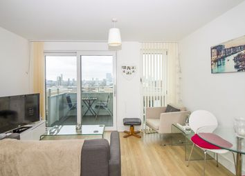 Thumbnail 1 bed flat to rent in No 1 The Plaza, Bow, London