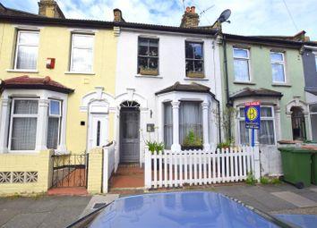 Edinburgh Road, London E13. 2 bed terraced house