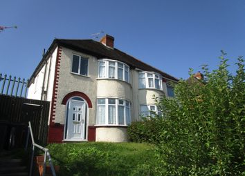 Thumbnail 3 bed semi-detached house for sale in Cannock Road, Fallings Park, Wolverhampton