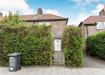 Thumbnail 3 bedroom end terrace house for sale in Downham Way, Bromley