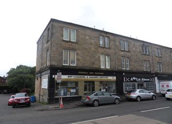 Thumbnail 1 bedroom flat to rent in Main Street, Neilston, Glasgow