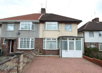 Thumbnail 2 bed flat to rent in Selborne Gardens, London