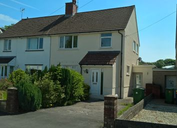 Thumbnail 3 bed semi-detached house for sale in Whitebarn Road, Llanishen, Cardiff