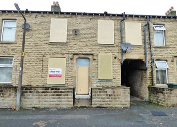 Thumbnail 3 bedroom terraced house for sale in Leyburne Street, Manningham, Bradford
