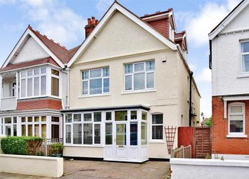 Thumbnail 5 bedroom semi-detached house for sale in Cliffe Avenue, Margate, Kent