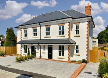 Thumbnail 4 bed semi-detached house for sale in Clemson Mews, Epsom, Surrey