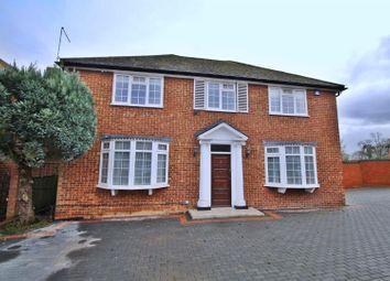 Thumbnail 4 bedroom detached house for sale in Hartfield Avenue, Elstree, Borehamwood