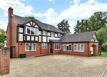 Thumbnail 5 bed detached house for sale in Blackett Close, Staines-Upon-Thames, Surrey