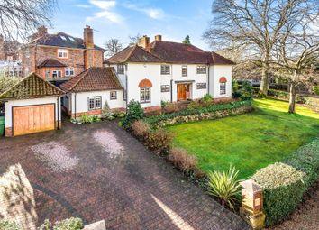 Wilderness Road, Chislehurst, Kent BR7. 4 bed detached house for sale