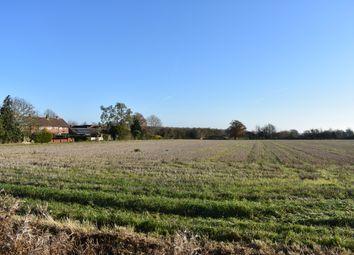 Thumbnail Land for sale in Hadleigh Road, Elmsett, Ipswich