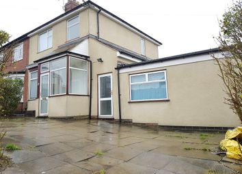 Thumbnail 4 bedroom semi-detached house for sale in The Approach, North Evington, Leicester