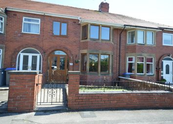 Thumbnail 3 bed terraced house for sale in Wanstead Crescent, Blackpool