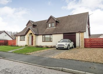 Thumbnail 4 bed detached bungalow for sale in 24 Northfield Park, Annan, Dumfries & Galloway