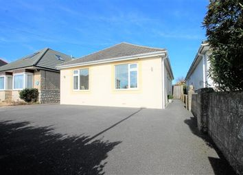 Thumbnail 3 bedroom bungalow for sale in Rosemary Road, Parkstone, Poole
