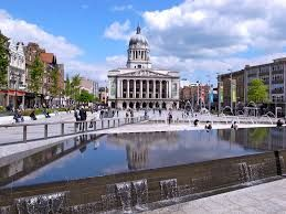 Thumbnail 3 bed flat for sale in Nottingham, Nottingham