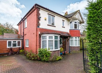 Thumbnail 4 bed detached house for sale in Rotton Park Road, Edgbaston, Birmingham