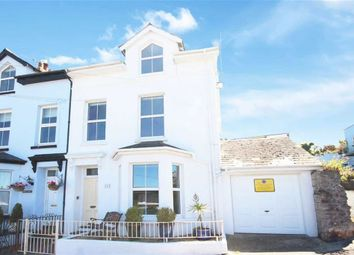Thumbnail 4 bed semi-detached house for sale in Mount Pleasant Road, Central Area, Brixham