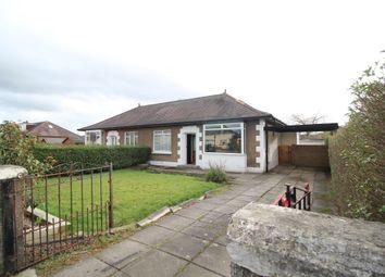 Thumbnail 2 bedroom bungalow for sale in Cockels Loan, Renfrewshire
