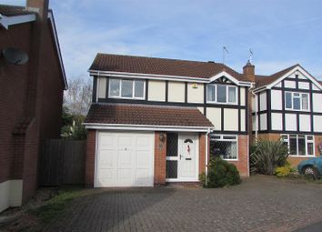 Thumbnail 4 bedroom detached house for sale in Alyssum Way, Narborough, Leicester