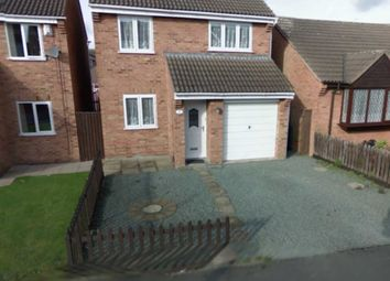 Thumbnail 3 bed detached house to rent in Pinewood Avenue, Thurmaston, Leicester