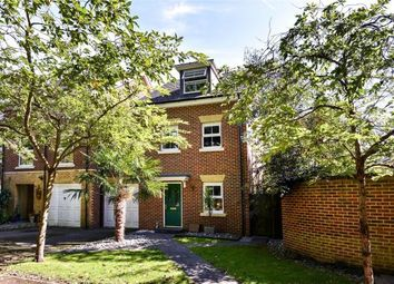 Thumbnail 4 bed end terrace house for sale in Dene Close, Camberley