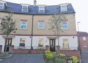 Thumbnail 4 bed end terrace house for sale in Lawrence Crescent, Crossways, Dorchester, Dorset