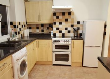 Thumbnail 2 bed flat to rent in Marriott Street, Semilong, Northampton