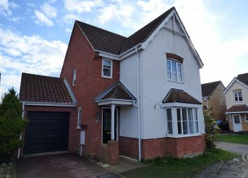 Thumbnail 3 bed detached house for sale in Galley Close, Carlton Colville