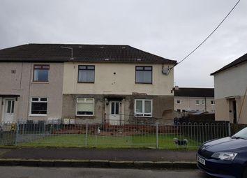 Thumbnail 2 bed flat to rent in Glebe Street, New Cumnock, Cumnock