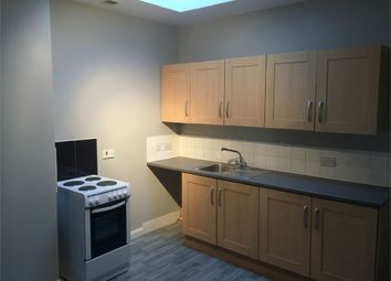 Thumbnail 1 bed flat to rent in Station Street, Burton-On-Trent, Staffordshire