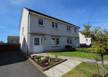 Thumbnail 3 bed semi-detached house for sale in Seaforth Drive, Fortrose