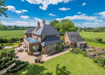 Thumbnail 5 bed detached house for sale in Layham, Ipswich, Suffolk