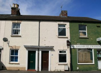Thumbnail 1 bed terraced house to rent in West Street, Salisbury